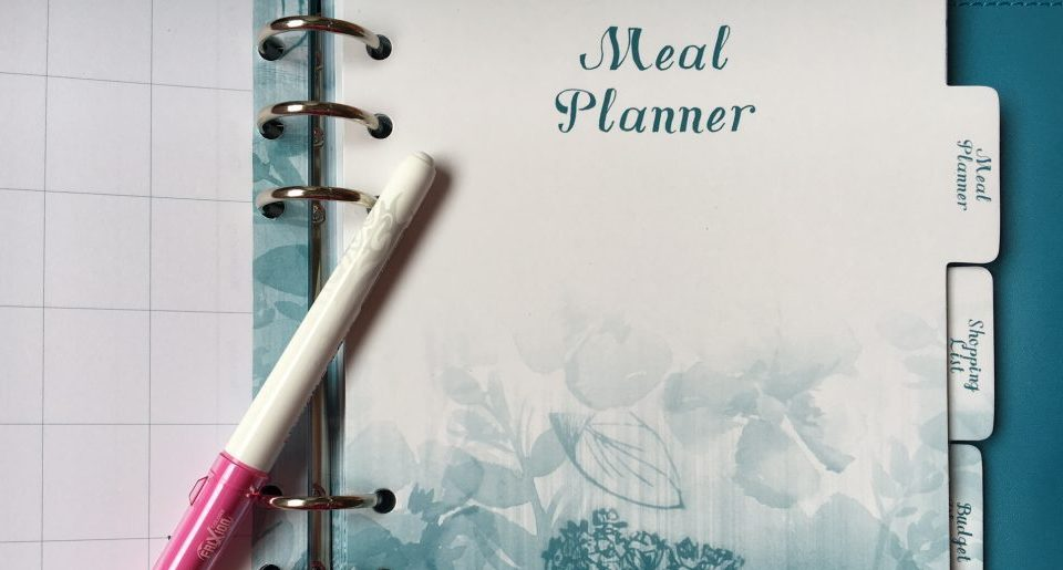 Admin planner