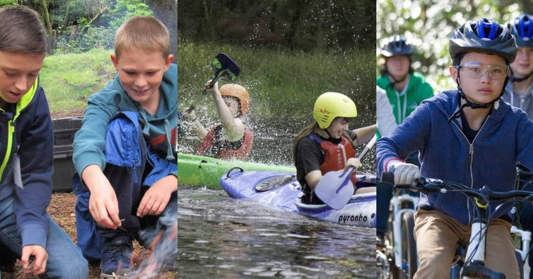 Lendrick Muir activity days Clackmannanshire Perth and Kinross Fife